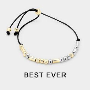 Jewelry - Best Ever Morse Code Bracelet